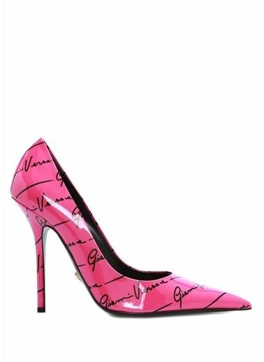 Versace Ayakkabı Fuşya